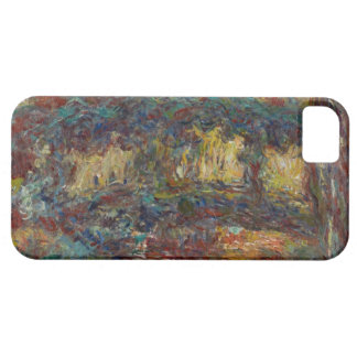 Claude Monet   The Japanese Bridge Barely There iPhone 5 Case