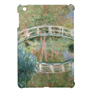 Claude Monet | The Japanese Bridge, Giverny iPad Mini Cover