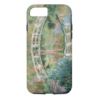 Claude Monet | The Japanese Bridge, Giverny iPhone 8/7 Case