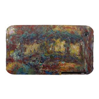 Claude Monet | The Japanese Bridge iPhone 3 Cases
