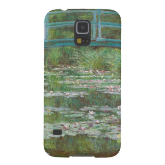 Claude Monet   The Japanese Footbridge, 1899 Galaxy S5 Case