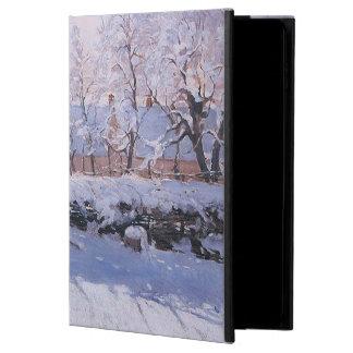 Claude Monet-The Magpie