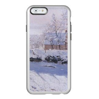 Claude Monet-The Magpie Incipio Feather® Shine iPhone 6 Case
