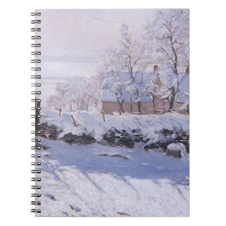 Claude Monet-The Magpie Notebooks