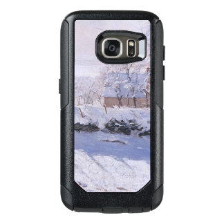 Claude Monet-The Magpie OtterBox Samsung Galaxy S7 Case