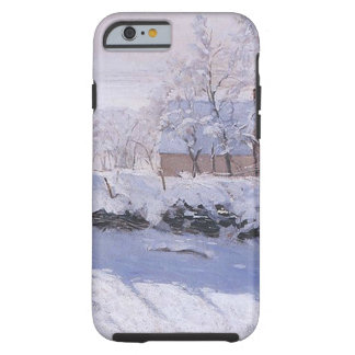 Claude Monet-The Magpie Tough iPhone 6 Case