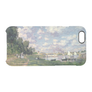 Claude Monet | The Marina at Argenteuil, 1872 Clear iPhone 6/6S Case