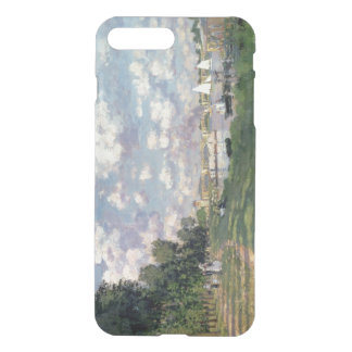 Claude Monet | The Marina at Argenteuil, 1872 iPhone 7 Plus Case