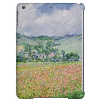 Claude Monet | The Poppy Field near Giverny, 1885