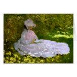 Claude Monet: The Reader