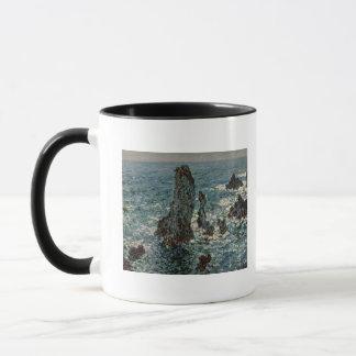 Claude Monet   The Rocks at Belle-Ile, 1886 Mug