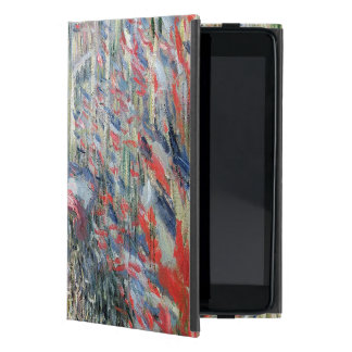 Claude Monet | The Rue Montorgueil, Paris Cover For iPad Mini
