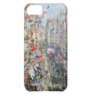 Claude Monet | The Rue Montorgueil, Paris iPhone 5C Case