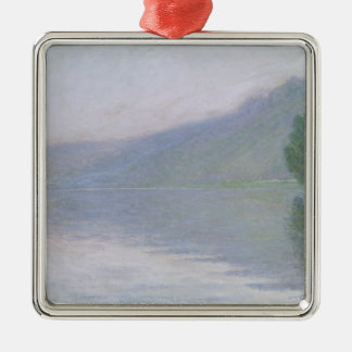Claude Monet | The Seine at Port-Villez, 1894 Christmas Ornament