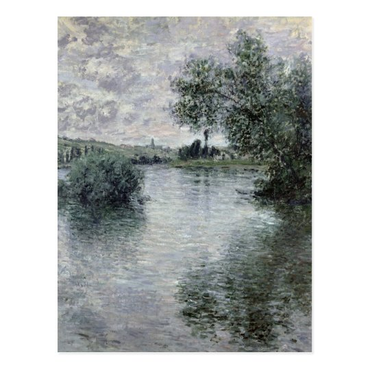 Claude Monet | The Seine at Vetheuil, 1879
