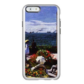 Claude Monet-The Terrace at Sainte-Adresse Incipio Feather® Shine iPhone 6 Case