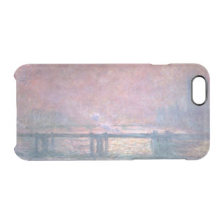 Claude Monet | The Thames at Charing Cross, 1903 Clear iPhone 6/6S Case