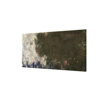 Claude Monet | The Waterlilies The Clouds, 1914-18 Canvas Print