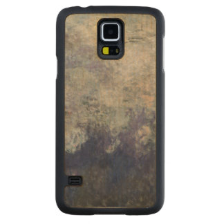 Claude Monet | The Waterlilies The Clouds 1915-26 Maple Galaxy S5 Case