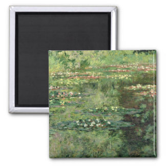Claude Monet | The Waterlily Pond, 1904 Magnet