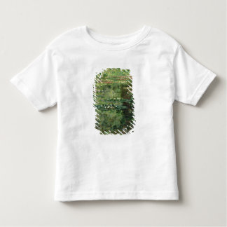 Claude Monet | The Waterlily Pond, 1904 Toddler T-Shirt