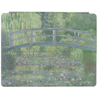 Claude Monet | The Waterlily Pond: Green Harmony iPad Cover