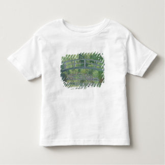 Claude Monet | The Waterlily Pond: Green Harmony Toddler T-Shirt