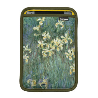 Claude Monet | The Yellow Irises iPad Mini Sleeve