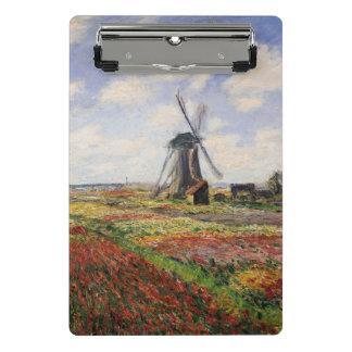 Claude Monet | Tulip Fields Rijnsburg Windmill