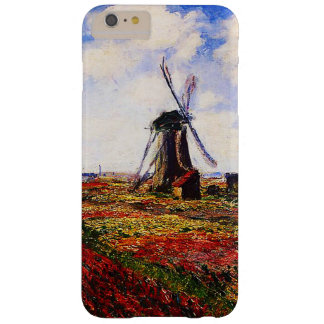 Claude Monet-Tulips Fields Barely There iPhone 6 Plus Case