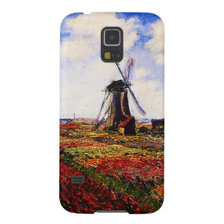 Claude Monet-Tulips Fields Galaxy S5 Case