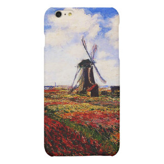 Claude Monet-Tulips Fields iPhone 6 Plus Case