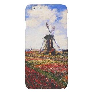 Claude Monet-Tulips Fields iPhone 6 Plus Case