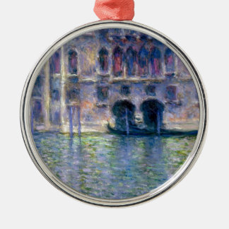 Claude Monet Venice Christmas Ornament