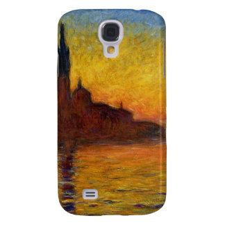 Claude Monet // Venice Twilight Galaxy S4 Case