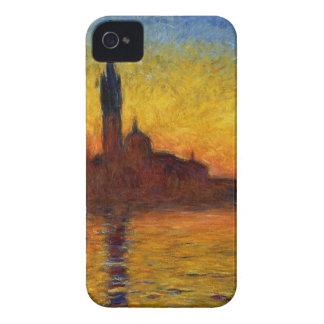 Claude Monet // Venice Twilight iPhone 4 Cover