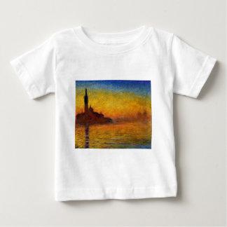 Claude Monet // Venice Twilight T-shirts