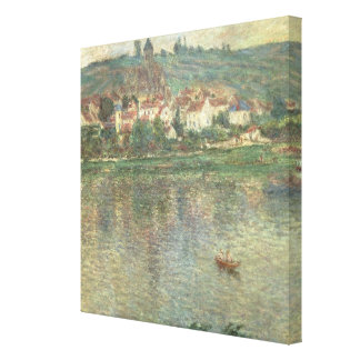 Claude Monet | Vetheuil, 1901 Canvas Print
