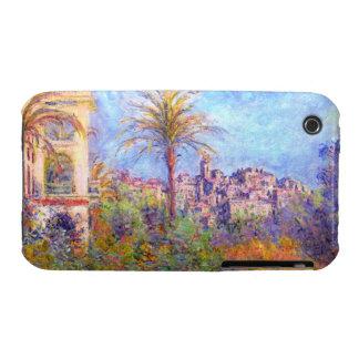Claude Monet: Villas at Bordighera Case-Mate iPhone 3 Case