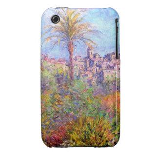 Claude Monet: Villas at Bordighera iPhone 3 Cases