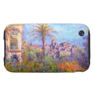 Claude Monet: Villas at Bordighera Tough iPhone 3 Cover
