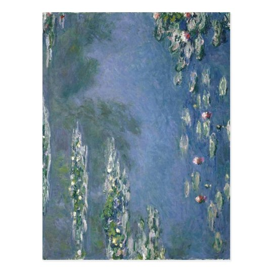Claude Monet Water Lilies 1906 Oil on canvas