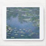 Claude Monet - Water Lilies - 1906 Ryerson Mouse Pads
