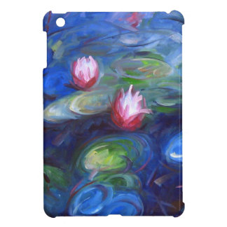 Claude Monet: Water Lilies 2 Case For The iPad Mini