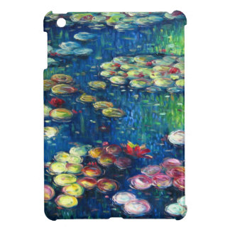 Claude Monet: Water Lilies 3 Case For The iPad Mini