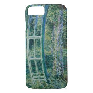 Claude Monet - Water Lilies and Japanese Bridge iPhone 7 Case