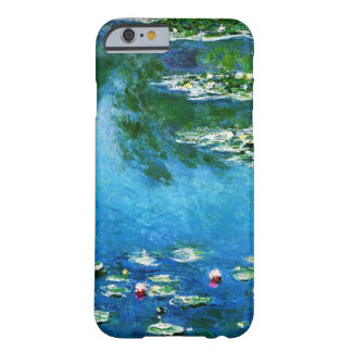 Claude Monet-Water-Lilies Barely There iPhone 6 Case