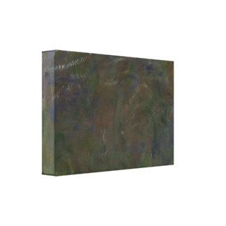 claude monet - water lilies canvas print