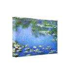 Claude Monet - Water Lilies Canvas Prints