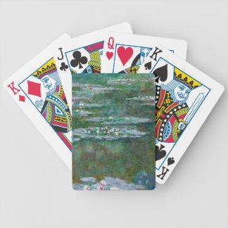 Claude Monet // Water Lilies Card Deck